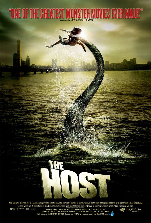 the host horror movie